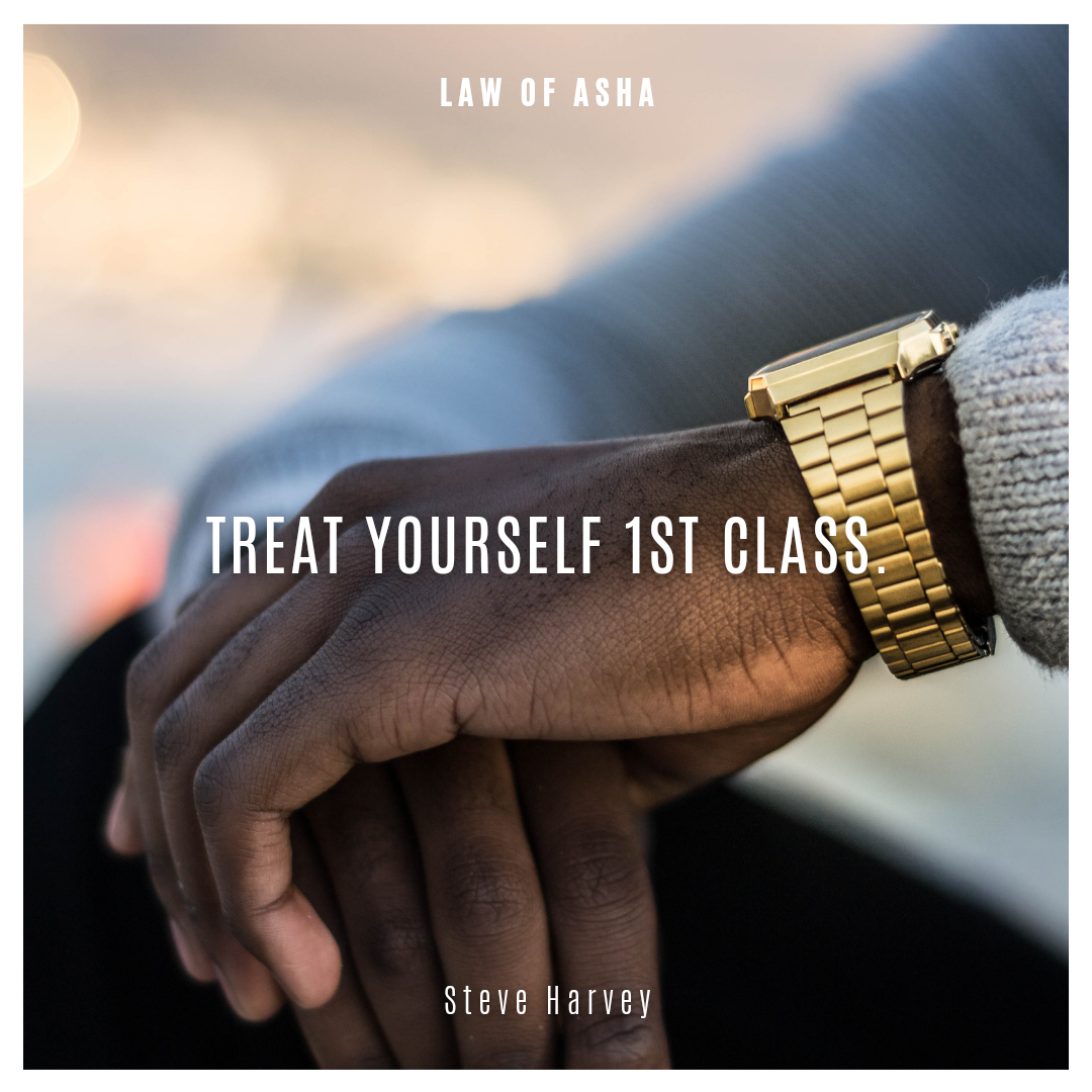Treat Yourself 1st Class