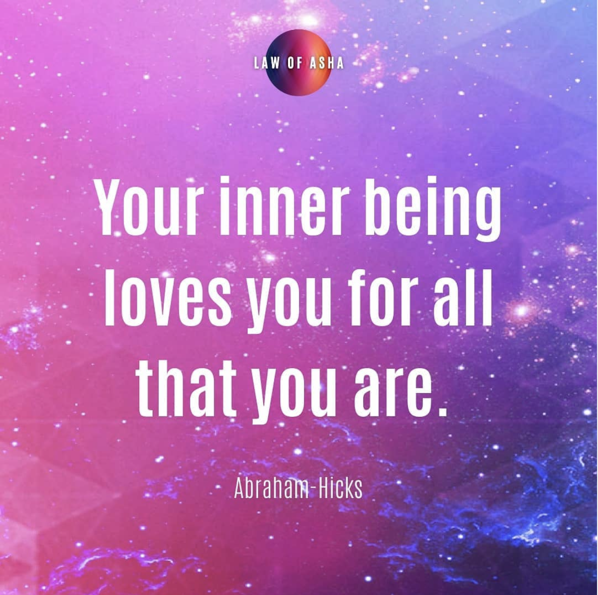 Do you love yourself unconditionally?